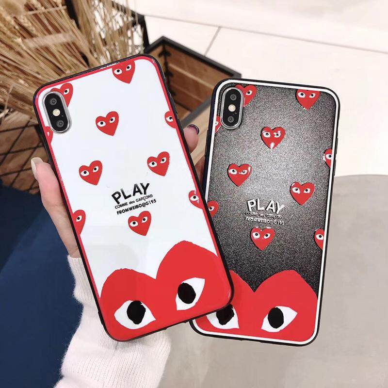 comme des garcons phone case iphone 8 plus