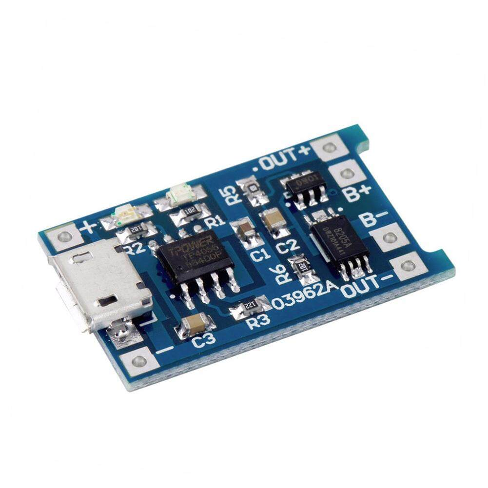 5pcs NEW Micro USB  5V 1A 18650 Lithium Battery Charging Board Charger Module