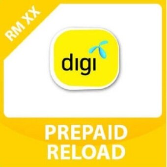 Digi RM 5 Direct-to-Phone Reload (Mobile Top Up)