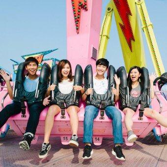 Hong Kong Ocean Park 1 Day Pass + Meal Voucher (Adult)