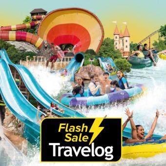 Selangor: Sunway Lagoon Theme Park Ticket (Malaysian - Adult)