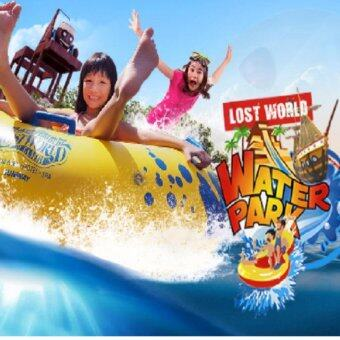 Sunway Lost World of Tambun Theme Park & Hotspring Spa 1 Day Pass (Child)