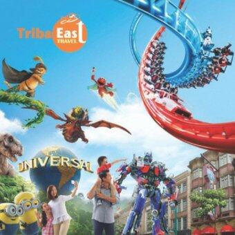 Harga Universal Studios Singapore 1 Day Pass (Adult)