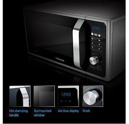 Stylish microwave