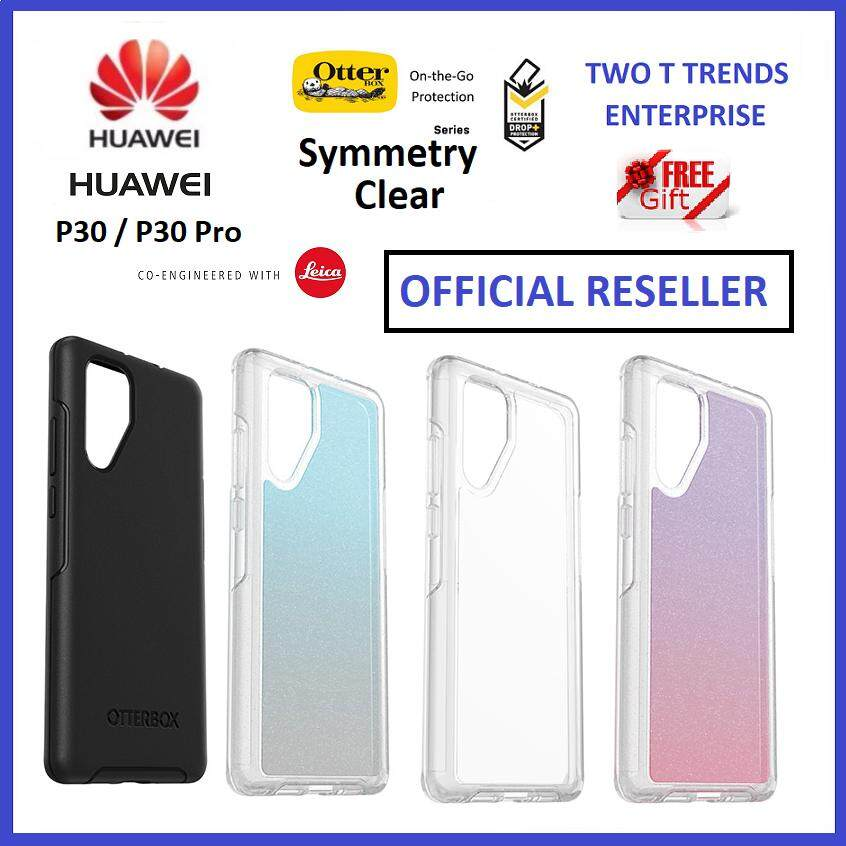 Huawei P30 / P30 Pro / Mate 20 Pro OtterBox Symmetry Series Clear Case  Bumper Cover 1 Year Warranty ORIGINAL