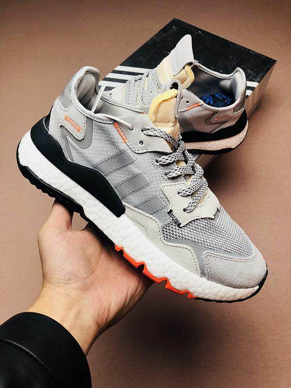 release info on new high quality lace up in Adidas.. Nite Jogger 2019 Boost Running Shoes Fashion Sneakers DB3361