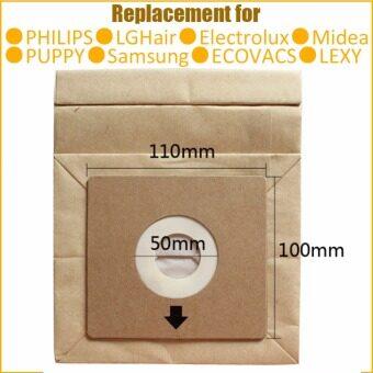10pcs General Vacuum cleaner bags 11x10cm hepa filter dust bagscleaner bags for FC8334 FC8336 FC8338 FC8344 FC8347 FC8348......