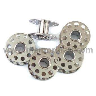 Harga 5pcs Steel Bobbin for Home Sewing Machine