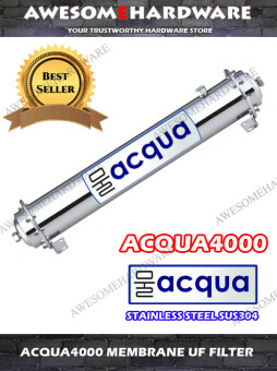 ACQUA KOREA UF4000 ULTRA FILTRATION SYSTEM UF MEMBRANE FILTER WATERPURIFIER WATER FILTER 0.01 MICRON