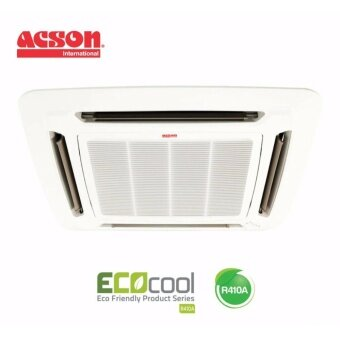 Acson A5CK15C/A5LC15C 1.5hp R410A Celling Cassette Single Split Air-conditioner