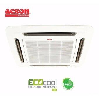 Acson A5CK15C/A5LC15C 1.5hp R410A Celling Cassette Single Split Air-conditioner