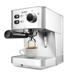 donlim dldk4682 italian coffee machine household commercial fully automatic steam type stainless steel