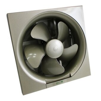"Eco Breeze EB-10VF15 10"" Exhaust Ventilation Fan"