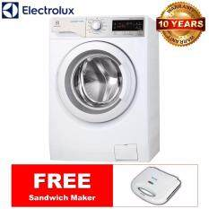MYR 2.999. ELECTROLUX 9KG Inverter Front Load Washing Machine EWF12933 *FREE Sandwich MakerMYR2999. MYR 3.199