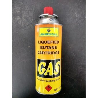 Golden Fuji Portable Gas Refill 3 Can