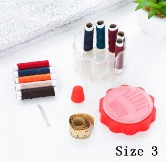 HOT Home Universal Portable Sewing Machine Needle and ThreadPackage Hand Stitching Sewing Storage Box DIY Sewing ... & The Latest Price Of Hot Home Universal Portable Sewing Machine ... Aboutintivar.Com