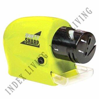 Harga Index Living Swifty Sharp Electric Knife Sharpener (Green)