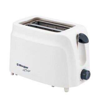 Harga MORGAN Bread Toaster - MTS 22C (White)