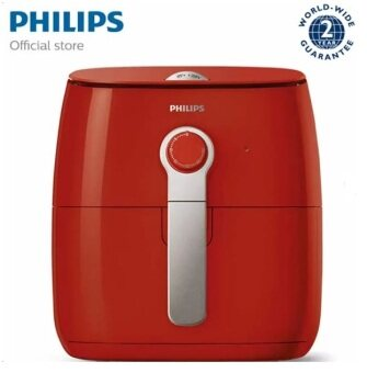 Harga Philips Viva Collection Red Airfryer HD9623