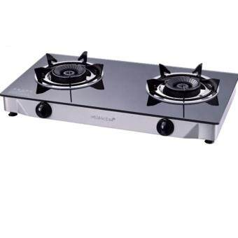 Harga Morgan MGS-8312G Glass Gas Stove