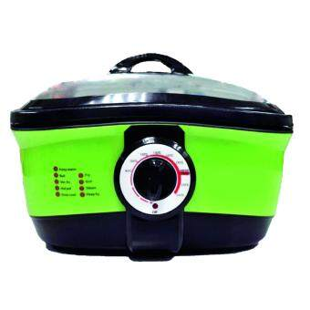 Harga Livinox 8 Multifunction Smart Cooker LV-SC01 (Deep Fry/Roast/Steam/Slow Cook/Steamboat/Grill/Warm)