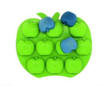 Harga Apple Mold Silicone Mold Ice Tools Chocolate Ice Mould Ice Cream Random Ice Cube Cake Lovely