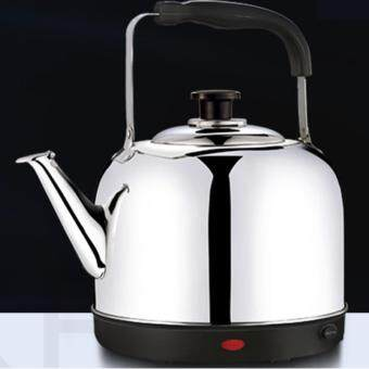 Harga Thicker Electric Kettle Domestic Boiler Water Stainless Steel Electric Kettle Breath Kettle Freezer Electric Kettle Large Capacity 3L