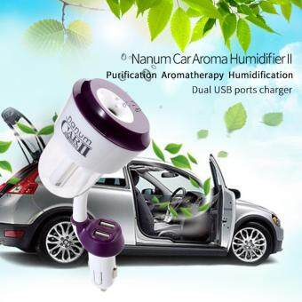Harga Nanum CH002 500mL Mini Air Purifier with 2 USB Plug