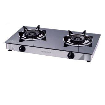 Harga Morgan Glass Gas Stove MGS-8312G