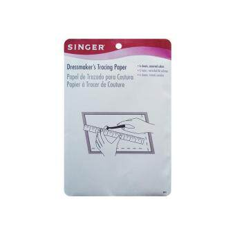 Harga Singer Dressmakers Tracing Paper Assorted Colours, 6 Sheets Multi-Coloured