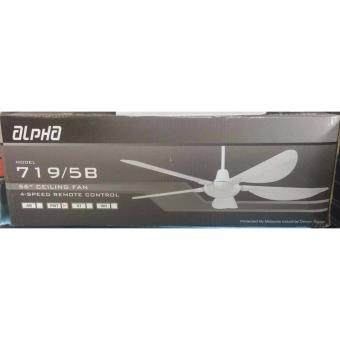 Harga Alpha Ceiling Fan 719/5B