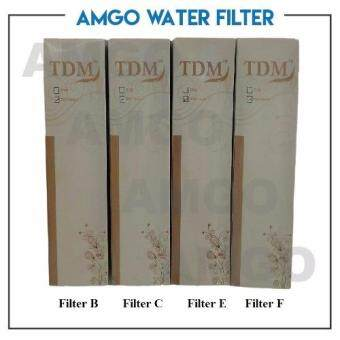 Harga Diamond Classic Water Filter Cartridge Set (4 Cartridge Set)