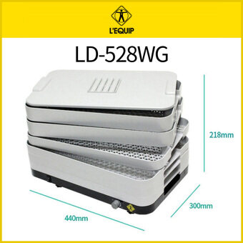 Harga Lequip Korea LD-528WG Dry Food Warmer Dehydrator for Home