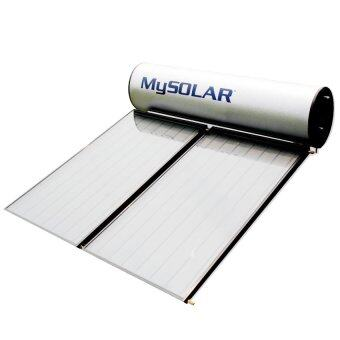 Harga MySolar Solar Water Heater MY-60 Series 5