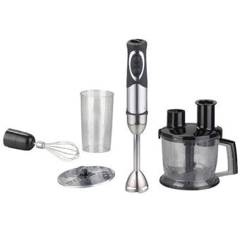 Harga Vella 4-in-1 Hand Blender with Blend, Chop, Slice/Shred and Whisk (1000W)