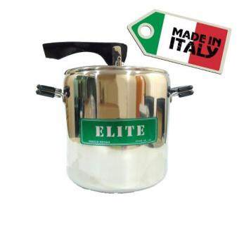 Harga Elite Pressure Cooker (High Quality) 9 Litre [Made In Italy]