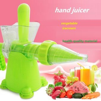 Harga squeezer reamer Press juice device juiceless manual juicer household fruit hand machine ice cream