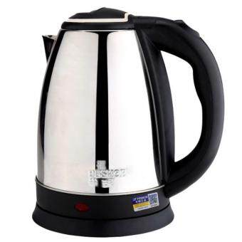 Harga New Original PESKOE Home Kettle Mastar Stainless Steel Kettle 1.5Litres Electric Kettles Just 5 Minutes