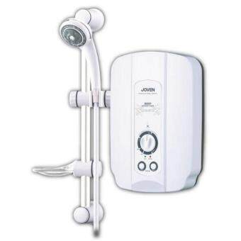 Harga Joven Instant Water Heater With Pump 880 Series - 880P (White)