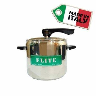Harga Elite Pressure Cooker (High Quality) 7 Litre [Made In Italy]