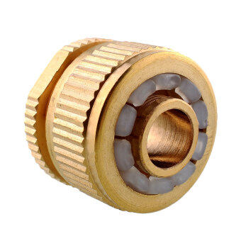 Harga OEM 1/2' Brass Washing Machine Pipe Fitting Pipe Tap Connector