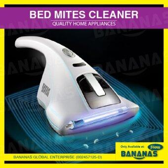 Harga Bed Vacuum Cleaner Smart Ultraviolet Light Sofa Dust Home Mites Bug Collector UV Acarus Killing