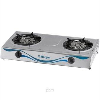Harga Morgan Double Gas Stove MGS-7313S