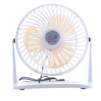 Harga 6 inch USB Mini Fan JLK019 (White)