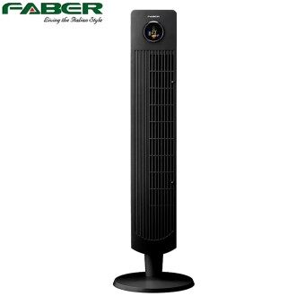 Harga Faber Italy Digital Breezing Tower Fan Castello 50 Black with 1 Year Warranty