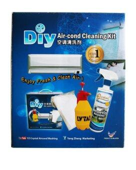 Harga YZ DIY Aircond Enzyme Cleaning Kit Asia No.1