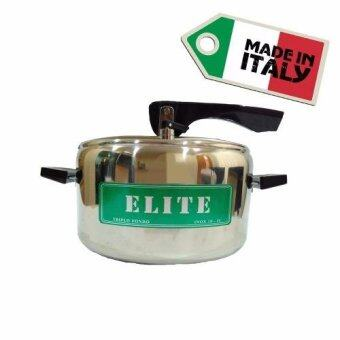 Harga Elite Pressure Cooker (High Quality) 5 Litre [Made In Italy]