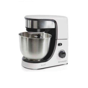 Harga Sharp EMS80WH Electric Stand Mixer