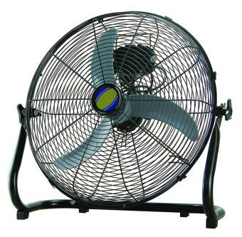 Harga Mastar Floor Fan MAS-980FF Black