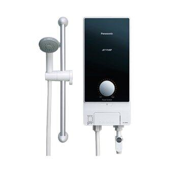 Harga Panasonic Instant Water Heater 3.6kW Ag+ Crystal : Antibacterial with Pump DH-3MP2